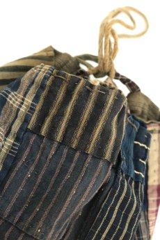 画像5: 【日本】明治・大正時代の米袋巾着(小さめ/3) (5)