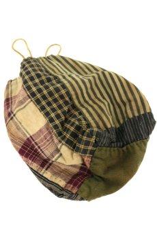 画像7: 【日本】明治・大正時代の米袋巾着(小さめ/3) (7)