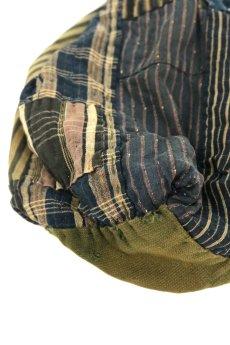 画像6: 【日本】明治・大正時代の米袋巾着(小さめ/3) (6)