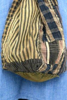 画像4: 【日本】明治・大正時代の米袋巾着(小さめ/3) (4)