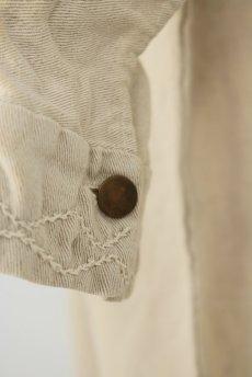 画像15: 【イギリス】アンティーク 19世紀のファーマーズスモック(Smock frock) (15)