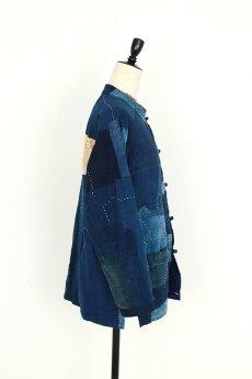 画像17: 【MITSUGU SASAKI】SUPER BORO BORO チャイナシャツジャケット(製造年月2020年7月) (17)