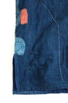 画像8: 【MITSUGU SASAKI】SUPER BORO BORO チャイナシャツジャケット(製造年月2020年7月) (8)