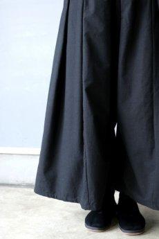 画像4: 【ササキチホ】アンティークコットン×染 ソクソクゴト(黒) (4)