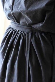 画像11: 【ササキチホ】リメイク ブラックレース 重ね巻きスカート (11)