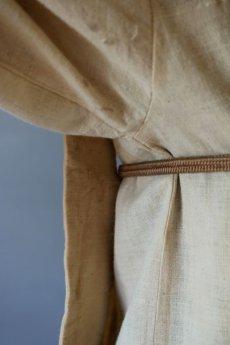 画像14: 【ササキチホ】日本古布×中国古布 四角衣 (14)