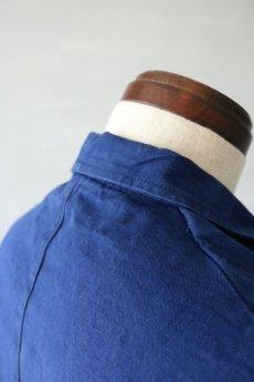 画像9: 【イタリア】1950年代 ブルーワークジャケット(ノッチドラペル) (9)