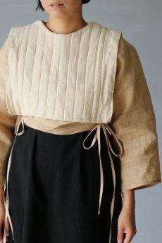画像3: 【ササキチホ】日本古布 四角衣(生成りの木綿) (3)