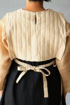画像14: 【ササキチホ】日本古布 四角衣(生成りの木綿) (14)
