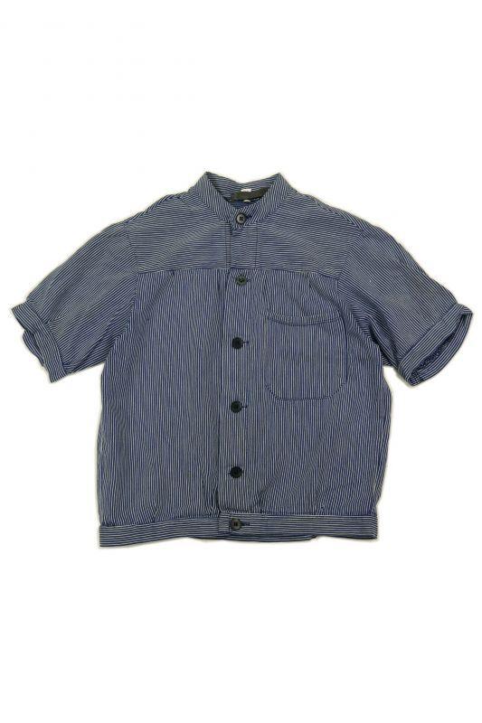 画像1: 【スイス】ビンテージ ファーマーズ ワークシャツ (1)